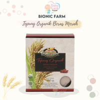 BIONIC FARM TEPUNG BERAS MERAH 250GR