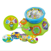PROMO SALE MUSIC BABY MULTI FUNCTION CD GAME SET 2 IN 1