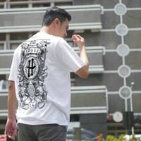 Kaos distro/T-shirt dakwah islami HATF Gate