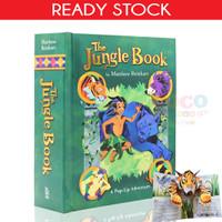 Pop Up 3D Board Book The Jungle Buku Cerita Anak Ready Stock