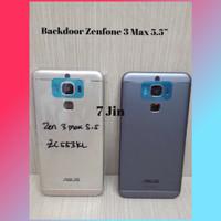 Backdoor Back Case Backcover Tutup Belakang Asus Zenfone 3 Max 5.5