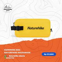 SWIMMING BAG NATUREHIKE NH20SN006 TAS ANTI AIR WATERPROOF DRY BAG - Putih