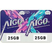 Voucher Axis Aigo 25GB