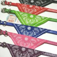 Syal bandana bib scarf pet collar kalung anjing kucing kelinci musang