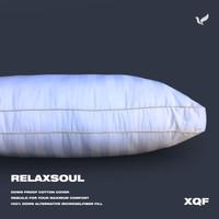 Relaxsoul Gusset Queen Firm
