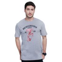 T-Shirt Persija Macan Kemayoran Grey 2020