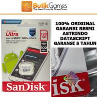 Micro SD 128 GB SD Micro 128GB Original garansi resmi