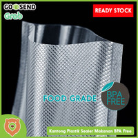 Kantong Plastik Makanan Vacuum Sealer Storage Bag