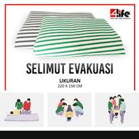4Life Selimut Evakuasi / Selimut Lurix