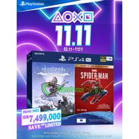 PS4 PRO 1TB GARANSI RESMI SONY INDONESIA BUNDLE GAME