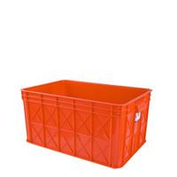 50x33x19 Box Container Green Leaf 2304 M Bak Industri Kolam Ikan 2304M