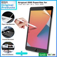 ESR Paperlike Screen Protector iPad 8 2020 Screen Guard Anti Gores