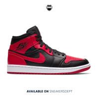 Nike Air Jordan 1 Mid 'Banned' - 43