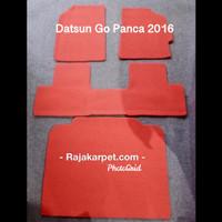 Murah Karpet Mie 2warna Datsun Go/Kia Rio/Sirion/CRV/Ertiga