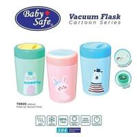 Baby Safe Termos Makan Anak Travel Food Jar Vacuum Flash Cartoon 400ml