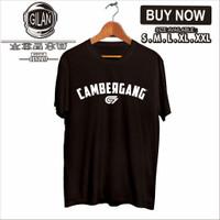 Kaos Baju CAMBERGANG MOBIL STANCE RACING OTOMOTIF - GILAN CLOTH