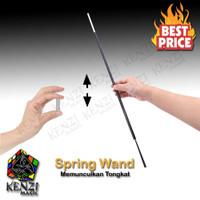 Alat Sulap Tongkat Spring Wand - Tongkat berubah