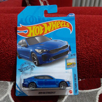 Hotwheels 2019 KIA Stinger GT Lot 2020