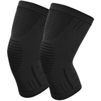 Knee Support Aolikes 7722 Brace Lutut Deker Pelindung Betis Original