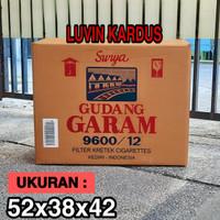 Kardus Karton Box Besar 52x38x42 cm Packing Jumbo