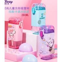 Botol minum Kotak Disney (berbagai macam karakter) Top Selling