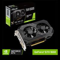 ASUS TUF GAMING P GTX 1650 OC 4GB GDDR6