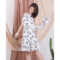 Clouwny - Ayana Dress - Dress Wanita - Fashion wanita
