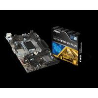 MSI H110M PRO-VH PLUS socket 1151 Motherboard