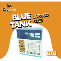 Blue Tank Ultra Bio 1L / Media Filter / Media Bakteri/ Aquascape /Laut