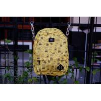 Vans Bagpack Peanut Yellow Originals