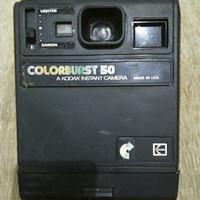 kamera polaroid colorbust 50 made in usa antik jadul lawas vintage