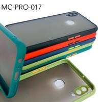 SAMSUNG GALAXY A10S / M10S AERO Matte Case My Choise Protection Camera