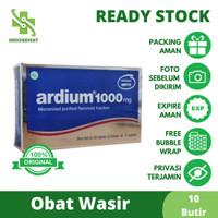 Ardium 1000 mg per strip 10 butir