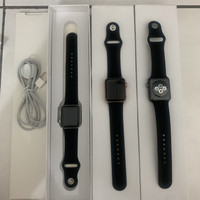 Apple i Watch Series 3 - 38mm - Bekas - Second - Fullset