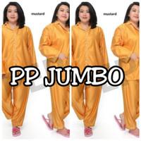 hokyfashion Piyama/Baju Tidur Wanita/PP Embos(Jumbo) Fit To XXXL