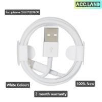 Apple Original lightning cable kabel charger data iPhone XI X 8 7 6S 6
