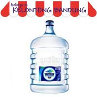 Aqua (galon + isi air mineral)
