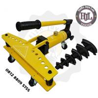 hydraulic Pipe bending alat penekuk pipa 1/2 - 4 inchi