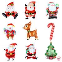 Balon Christmas foil / Balon Natal / Balon Santa claus