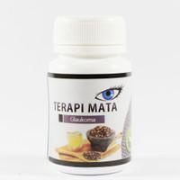 Kapsul Herbal Terapi Mata Glaukoma