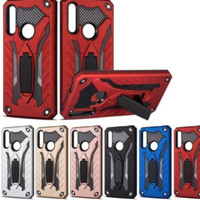 Case Standing Oppo A3s, A1k, A37 Transformer Armor Casing Back Cover