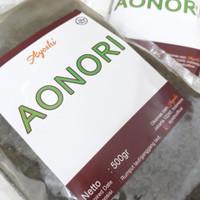 Aonori 500gr Pure, KUALITAS SUPER, TIDAK PAHIT, Taburan Takoyaki