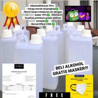 alkohol 70 persen isi 1 liter