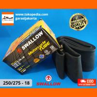 BAN DALAM MOTOR SWALLOW 250/275-18 ring 18