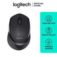 Exclusive Tokopedia - Logitech M275 Wireless Mouse - Black