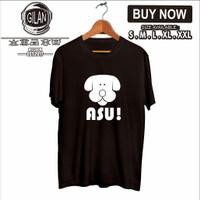 Kaos Baju Distro ASU - Gilan Cloth - S