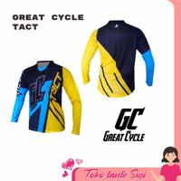 Jersey Sepeda Seli MTB Baju Sepeda GC New Dahon Brompton Tact