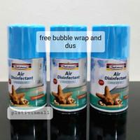indomaret air disinfectant aqua marine 225 ml