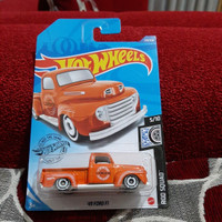 Hotwheels 49 Ford F1 Lot 2020