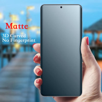 HUAWEI P20 HYDROGEL MATE FRONT BACK ANTI GLARE NON TEMPERED - MATTE, DEPAN